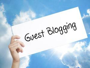 Guest Blogging Real Estate